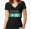 Universal Design Meets the Exit Sign 106 Fundraising Merchandise