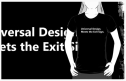 Universal Design Meets the Exit Sign 123 Fundraising Merchandise
