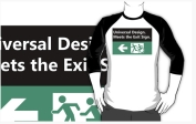 Universal Design Meets the Exit Sign 135 Fundraising Merchandise