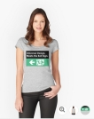 Universal Design Meets the Exit Sign 82 Fundraising Merchandise