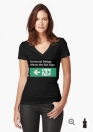 Universal Design Meets the Exit Sign 90 Fundraising Merchandise