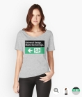 Universal Design Meets the Exit Sign 93 Fundraising Merchandise