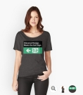 Universal Design Meets the Exit Sign 95 Fundraising Merchandise